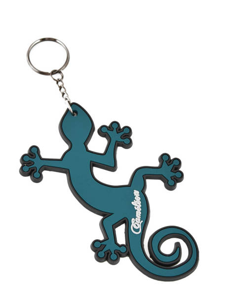 Keychain For Kids Basic Caméléon Cameleon Blue basic BAS-PCLE