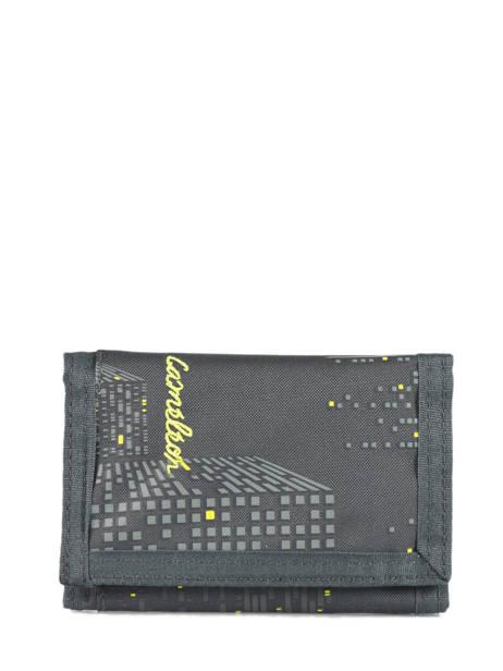 Portefeuille Velcro Cameleon Gris basic PBBAWALL