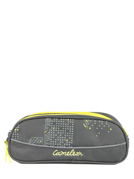 Trousse 2 Compartiments Cameleon Gray basic PBBATROU