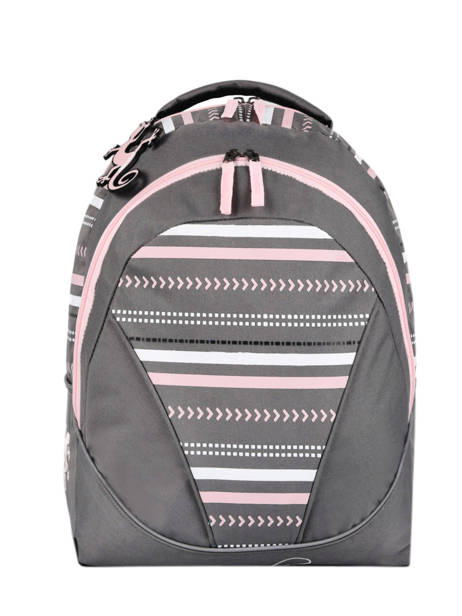 Backpack 2 Compartments Cameleon Gray actual PBBASD43