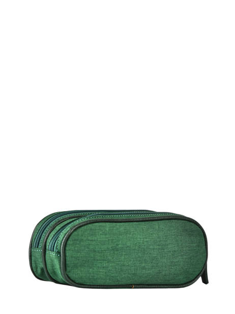 Kit 2 Compartments Cameleon Green vintage color VIN-TROU other view 2