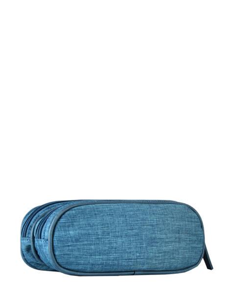 Kit 2 Compartments Cameleon Blue vintage color VIN-TROU other view 2